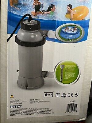 Intex 3KW Electric Swimming Pool Heater For above Ground