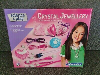 Science & Play Crystal Jewellery