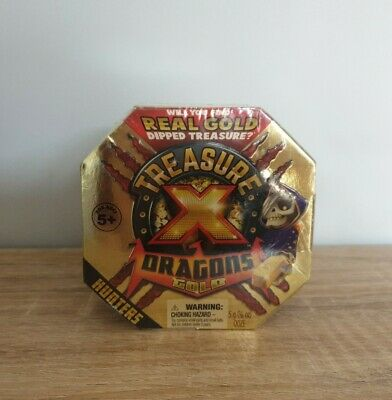 TREASURE X DRAGONS Gold: Hunters Pack. Brand New & Sealed.