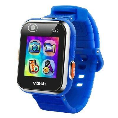 VTech Kidizoom DX2 Smart Watch in Blue Kids Watch