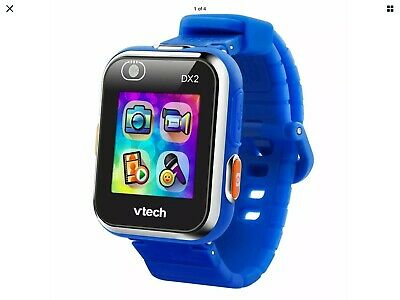 VTech Kidizoom Smart Watch DX2 Blue New Boxed
