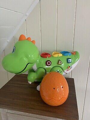 VTech Learn & Dance Dinosaur Interactive Toy