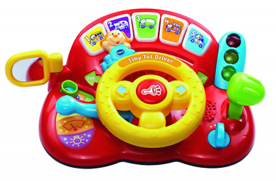 Vtech  Tiny Tot Driver Toddler Interactive Drover Toy