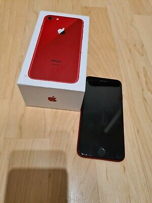 Apple iPhone 8 (PRODUCT) RED Limited Edition Colour - 64GB -