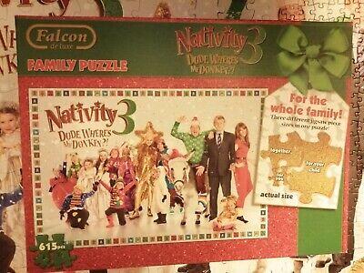 Jumbo Falcon De Luxe - Nativity 3 Dude Where's My Donkey
