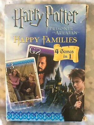 Harry Potter & the Prisoner of Azkaban - Happy Families Snap