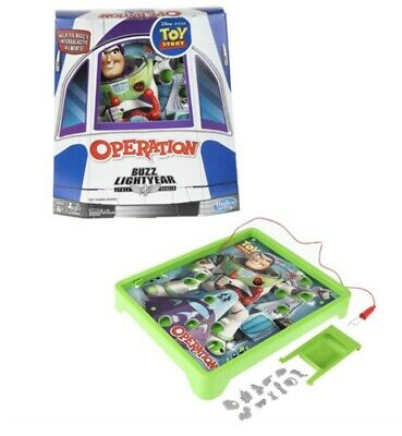 Toy Story Operation Buzz Lightyear New