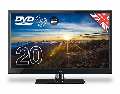 """(586) Cello 20"""" CFS Full HD LED TV Freeview T2 HD"""