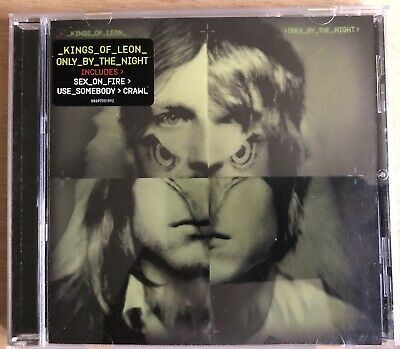 Kings of Leon - Only by the Night ( Track CD