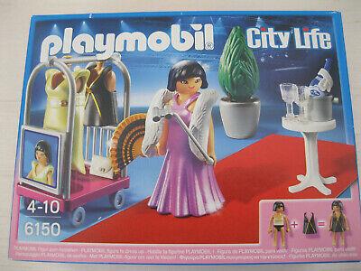 PLAYMOBIL  City Life CELEBRITY ON RED CARPET STAR