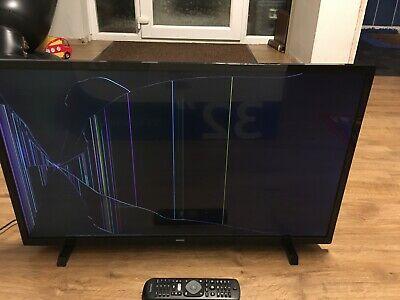 Philips 32PFS inch Full HD LED Smart TV - Black