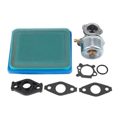 1X( Carburetor Carb Kit with  Air Filter
