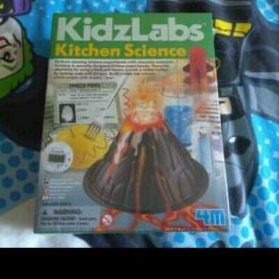4M Kidz Labs Kitchen Science Kit