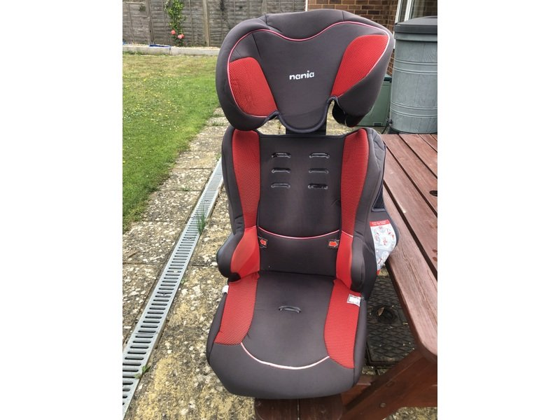 Car seat - 9 to 18 kg. Calls only