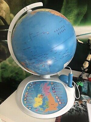 Clementoni Explore The World Interactive Globe Toy