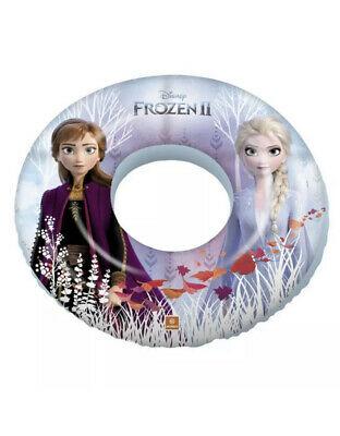 Frozen 2 Kids Inflatable Swim Ring Tube Beach Float Kids
