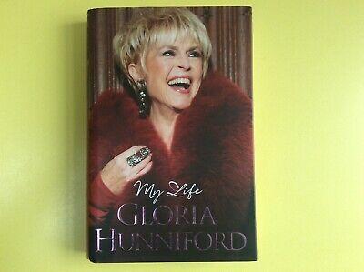 Gloria Hunniford My Life Hardback 1st Edition Book - Signed