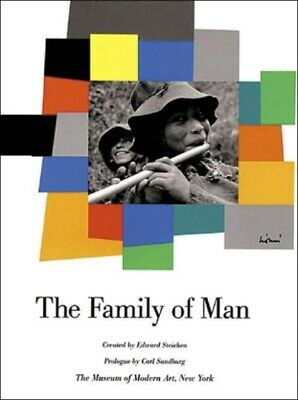 ID245z - Edward Steichen - The Family of Man - Paperback -