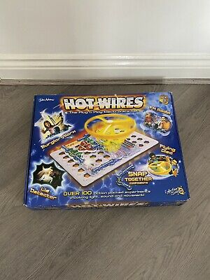 John Adams  Hot Wires Educational Toy Plug & Play