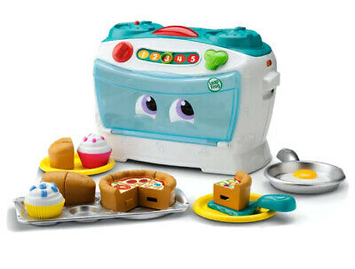 Leap Frog Number Loving Oven. Interactive Number Teaching