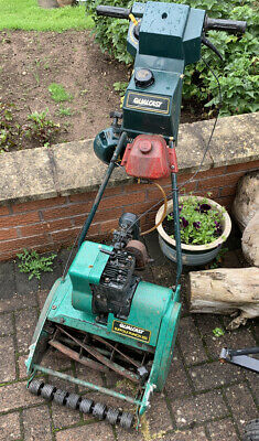 Qualcast Suffolk Punch 35S Petrol Lawn Mower *Spares or