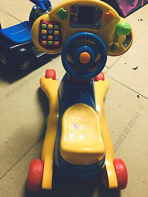 VTech  Grow and Go Ride-on Toy