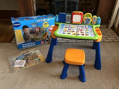 VTech Touch and Learn Activity Desk Multi-colour