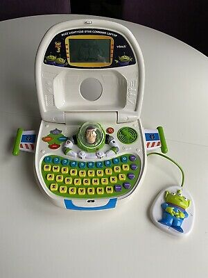 Vtech Disney Pixar Toy Story 3 Buzz Lightyear Star Command