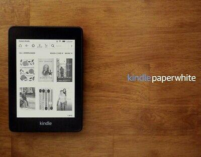 Amazon Kindle Paperwhite (10th Gen) 8GB, Wi-Fi - No Ads /