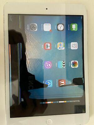 Apple iPad mini 1st Gen. 16GB, Wi-Fi, 7.9in - Cracked screen