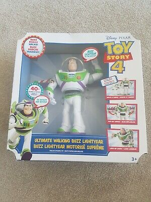 Disney Pixar Toy Story 4 The Ultimate Walking Buzz Lightyear