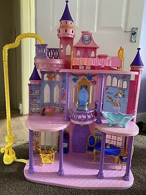 Disney Princess 3ft Royal Dreams Castle With Accessories