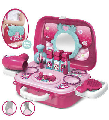 Dreamon Role Play Jewellry Kit for Girls Toy Set 2 in 1