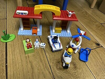 Playmobil  Play Set Hospital with Paramedics and Police