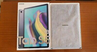 Samsung Galaxy Tab S5e Black 64GB, Wi-Fi + 4G, 10.5 in - A1