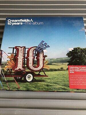 Various Artists - Creamfields - 10 Years (The Album)