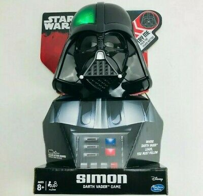 Disney Hasbro Simon Star Wars Darth Vader Musical Game Brand