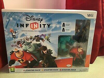 Disney Infinity 1.0 Starter Pack