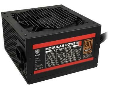 Kolink Modular Power 500W 80 PLUS Bronze Semi Modular PSU