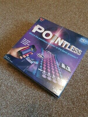 POINTLESS NEW AND SEALED BOARD GAME