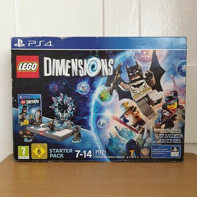 PS4 LEGO Dimensions: Starter Pack  - includes Batman