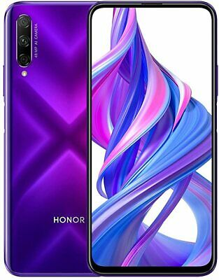 """HONOR 9X PRO ANDROID 4G SMARTPHONE 6GB RAM 256GB ROM 6.59"""""""