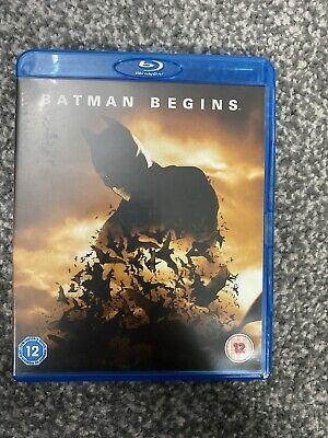 Batman Begins (Blu-ray, )