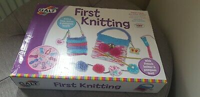 Galt Toys Creative Cases First Knitting set