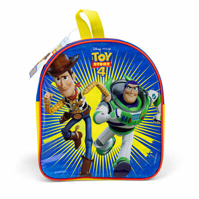NEW! Disney Toy Story 4 My Creative Backpack With 18Pcs