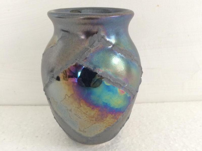 Poole Pottery - A pair of Limited Addition Vases