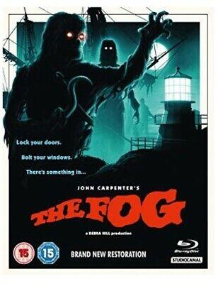 THE FOG BLU-RAY [UK] NEW BLURAY