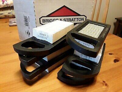 GENUINE BRIGGS & STRATTON AIR FILTER  x