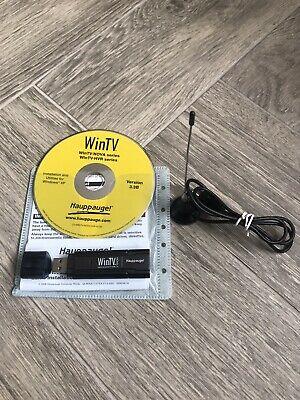 Hauppauge WinTV NOVA-T Digital Terrestrial USB TV Stick