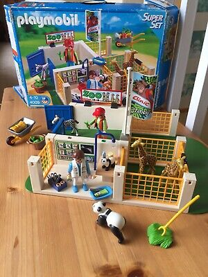 Playmobil  Super Set Animal Care Station